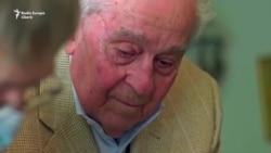 """70 de ani de Radio Europa Liberă- Mircea Carp: """"Mi-am dat seama că pot să-mi fac datoria pentru țară nu cu sabia, ci cu microfonul."""""""