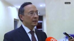 """Министр Әбдірахманов: """"Қытайға дипломатиялық нота жіберілді"""""""