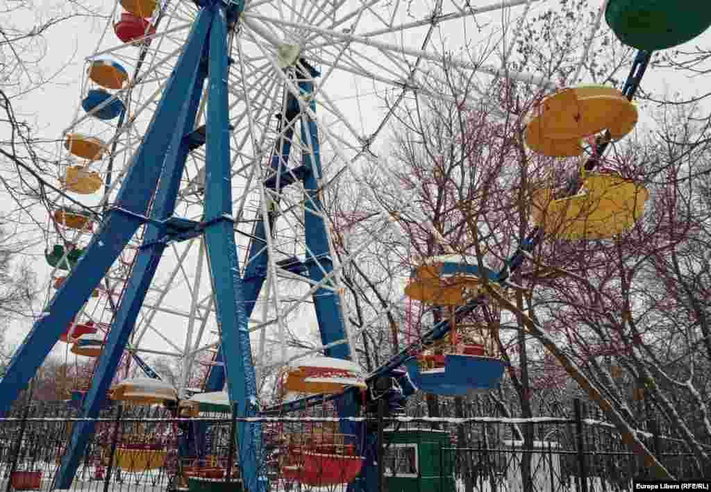Parcul din Tiraspol