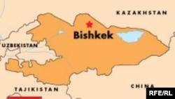 Кыргызстан картасы