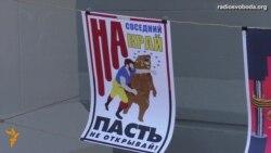 У Києві відкрили виставку патріотичного плакату «WWIII. Третя інформаційна»
