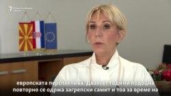Тигањ - Политиката на ЕУ за проширувањето е недвосмислена