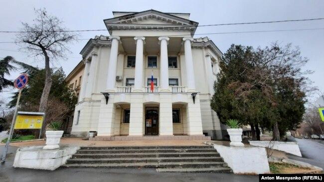 Поликлиника №110 Черноморского флота в Севастополе