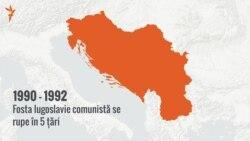 Războiul bosniac și Acordurile de la Dayton explicate