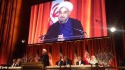 مراسم سالانه شام حسن روحانى با ايرانيان ساكن آمريكا در نیویورک