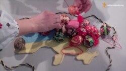До Великодня створили «писанкову мапу єдності України»