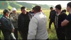 Земельный спор в селе Кошкентал