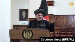د افغانستان ولسمشر محمد اشرف غني