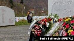 Државници кои им оддадоа почит на жртвите на геноцидот во Сребреница