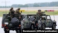 Илустрација: Германски војници
