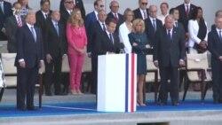 """Emmanuel Macron despre Statele Unite: """"Nimic nu ne va separa vreodată"""""""