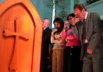 Iraqi Christians are increasingly isolated (file photo)