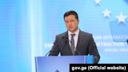 ولادیمیر زلینسکی رئیس جمهور اوکراین