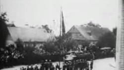 Савецка-нямецкі парад у Берасьці 22.09.1939