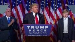 Трамп обіцяє бути «президентом для всіх американців»