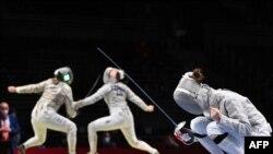 Жапония. Токиодогу Олимп оюндарынын жүрүшү.