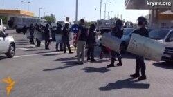 Учасників автопробігу до річниці депортації кримських татар затримали у Сімферополі