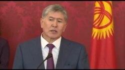 Атамбаев: Кыргызстан парламентаризмден кайтпайт