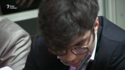 Нестор Шуфрич обіцяє суворий контроль для сина (відео)