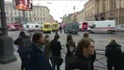Sulmi në Shën Petersburg