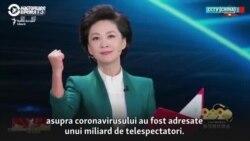 Coronavirusul și Anul Nou la televiziunea chineză