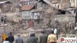 Село Човдар – нищета и золото Азербайджана