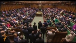 Британський парламент не схвалив військову операцію в Сирії