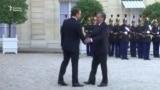 Мирзияев француз компанияларын Өзбекстанға қаржы құюға шақырған