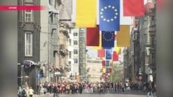 """""""Встреча со слезами на глазах"""". Почему в 60-летие Римского договора в ЕС больше не витает дух единства"""
