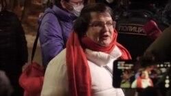 Речь Юлии Галяминой после суда