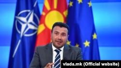 Премиерот Зоран Заев,