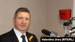 Ambasadorul Regatului Unit al Marii Britanii și Irlandei de Nord în Republica Moldova, Steven Mark Fisher