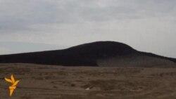 Lökbatanda palçıq vulkanı püskürüb