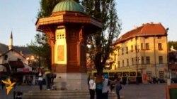 ¨Povratak u Sarajevo¨, Irina Lagunina