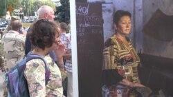 У Києві відкрили виставку «Невідомість. Сім'ї зниклих безвісти з обох сторін конфлікту» (відео)