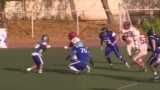 Американский футбол в Казахстане