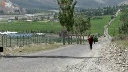 Авзои ором, вале нигаронкунандаи марз бо Бадахшон