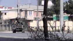 کابل کې د شمشاد پر تلویزون وسله واله حمله