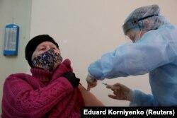 Вакцинирование в Ставропольском крае России