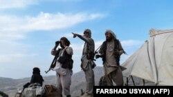 Боевики под командованием талибов в «восточной зоне»