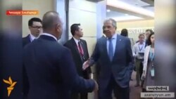 Էրդողանը շնորհակալություն է հայտնել Նազարբաևին ռուս-թուրքական կարգավորմանը նպաստելու համար