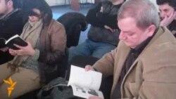 Salam Sarvan yeni kitabını təqdim etdi