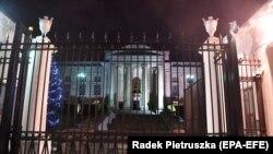 Посольство России в Варшаве