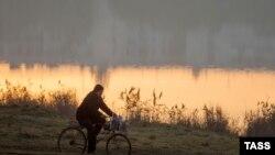 Огненный закат в Саках: прогулка по окрестностям (фотогалерея)