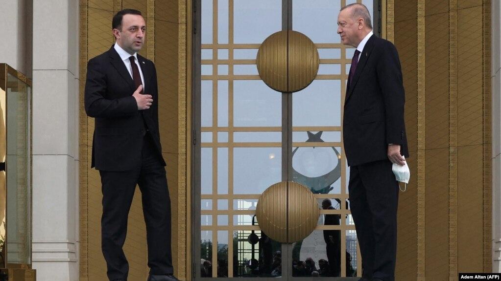 Թուրքիան Վրաստանը տեսնում է որպես տարածաշրջանային համագործակցության բանալի