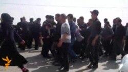 Протест Минбаши