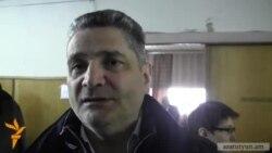 Տիգրան Սարգսյան․ «Հայաստանը բանակցում է աշխատանքային խմբի հետ»