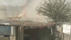Afghan Forces Break Siege Of Base North Of Kabul
