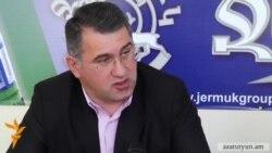 Արմեն Մարտիրոսյան. Իշխանությունը պատրաստ չէ ընդունել «մեր հինգ առաջարկները»