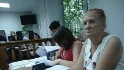 Судове засідання у справі активістки Раїси Радченко